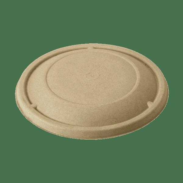 fiber round lid