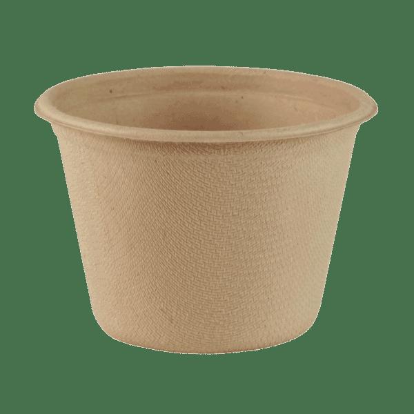 fiber compostable bowl