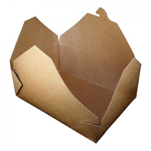 4 fold paper box