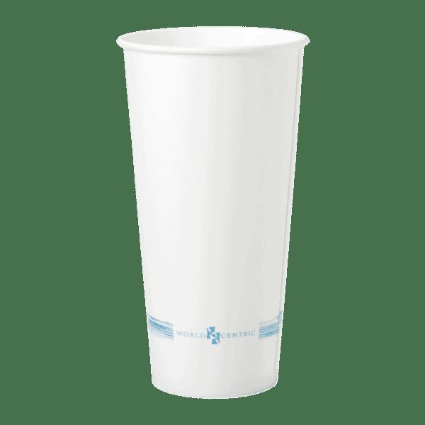 22 oz cold cup paper
