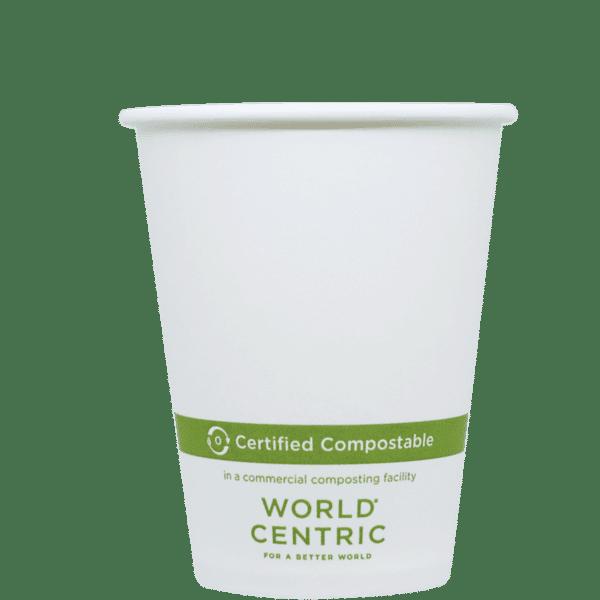 8 oz paper hot cup