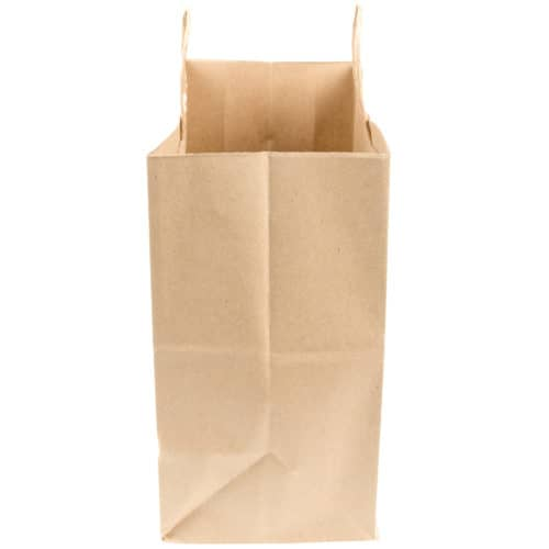 paper bag with handles
