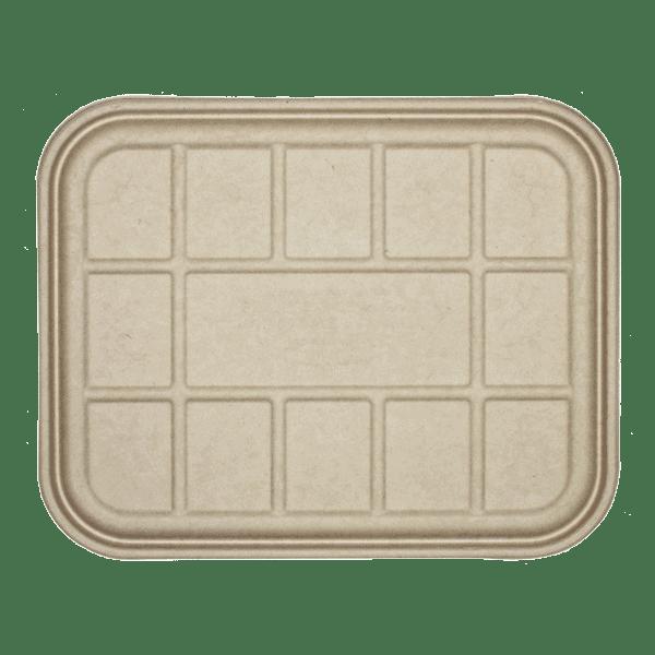 LID fiber half size catering pans 104-120 oz