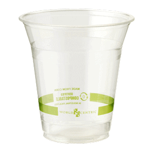 clear cold cup 12 oz