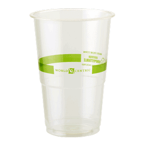 clear cold cup 9oz