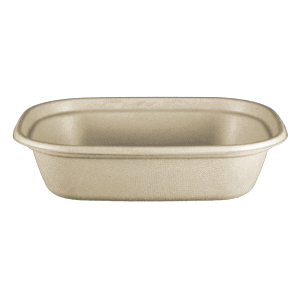 fiber compostable container