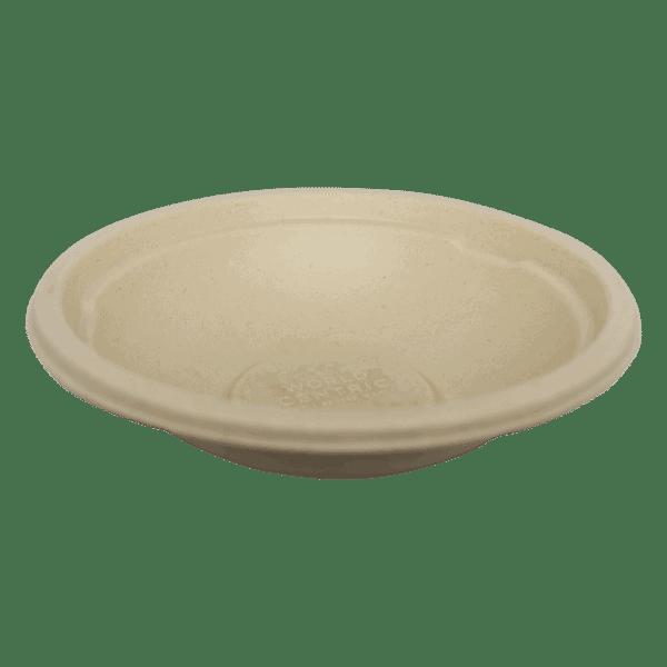 fiber compostable soup and grain bowl 16 oz
