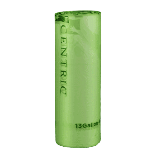 compostable can liner 13 gallon