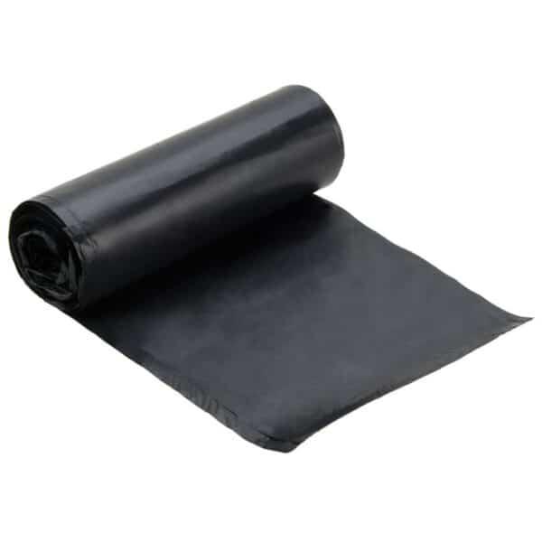 black can liner 1.2 mil