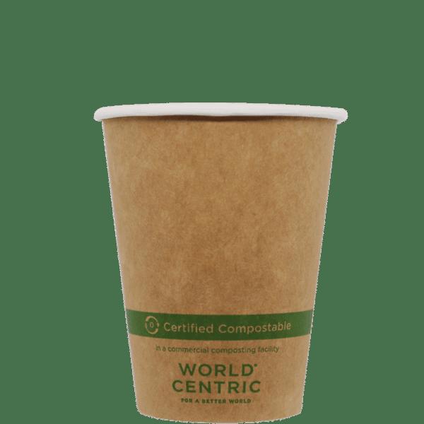 FSC paper cup for hot beverages 8oz