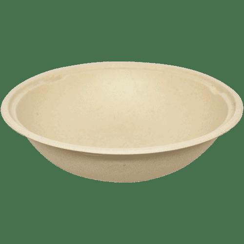 48oz fiber bowl compostable
