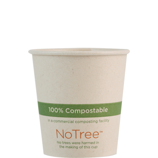 4oz compostable paper cup