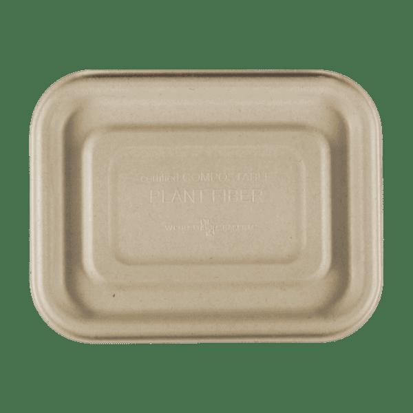 fiber lid for 20oz fiber container
