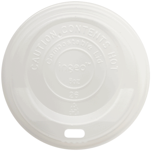 pla lid for 8oz hot cups