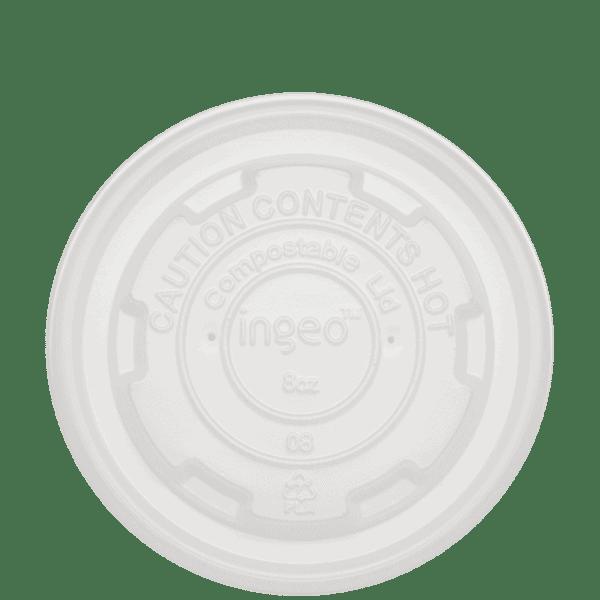 pla lid for 8oz paper bowls