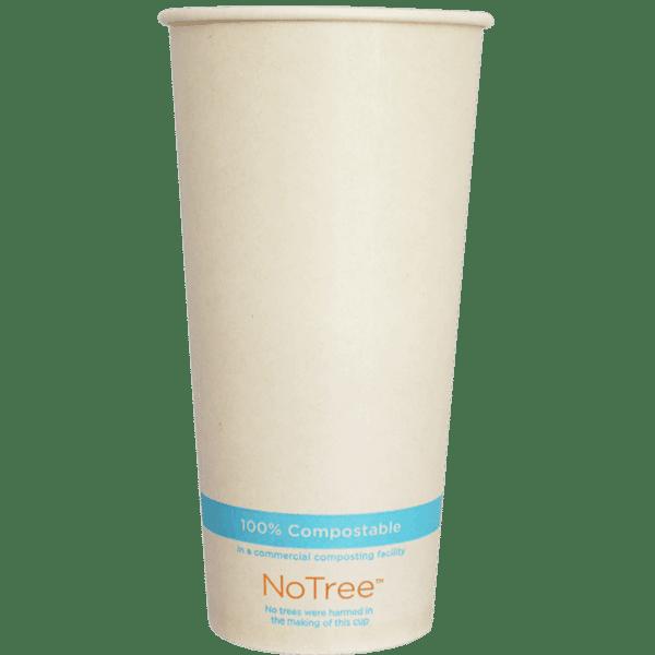 22oz paper cold cup