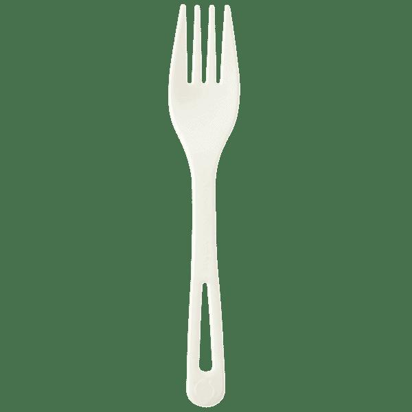 6 inch compostable fork pla