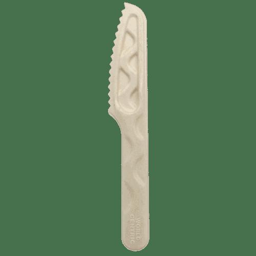 6 inch compostable fiber knife