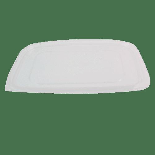 pla lid for 48oz deli container