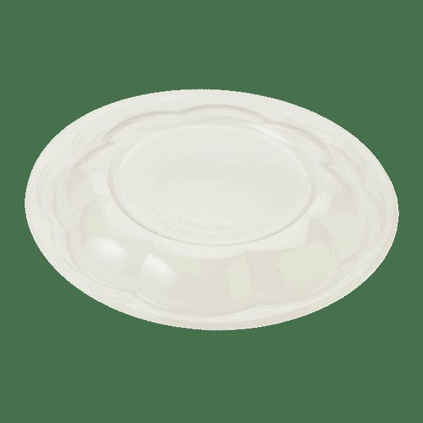 pla lid for 32 oz clear salad bowls