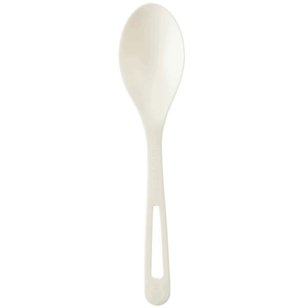 pla compostable spoon 6 inch